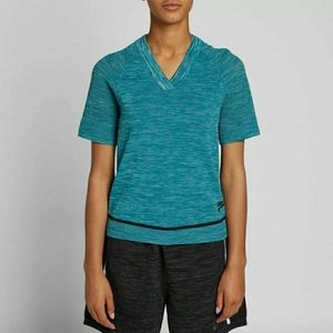 Nike Tech Knit Top Women's Shirt Flyknit Dri-Fit